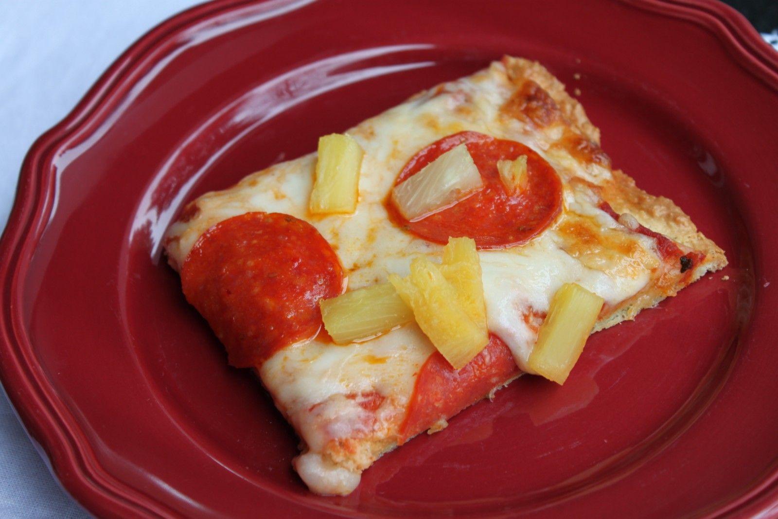 Grain-free Pizza Crust (paleo/primal)