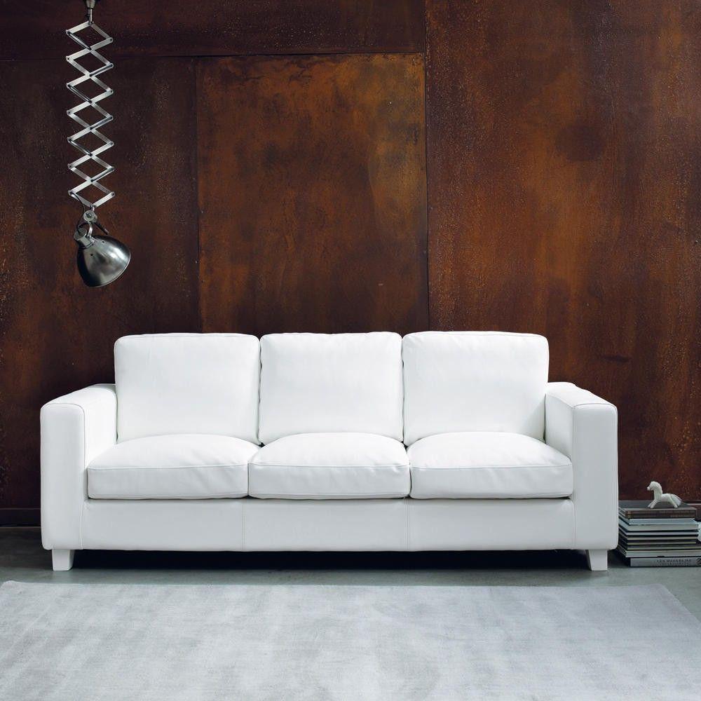 Cuscini Per Divano Bianco Pelle.Il Divano Bianco Per Divertirmi Con Tanti Cuscini Colorati