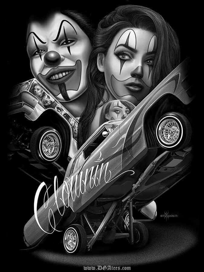 Pin By Joao Otavio On Lowrider Arte By Guillermo Chicano Art Lowrider Art Chicano Art Tattoos
