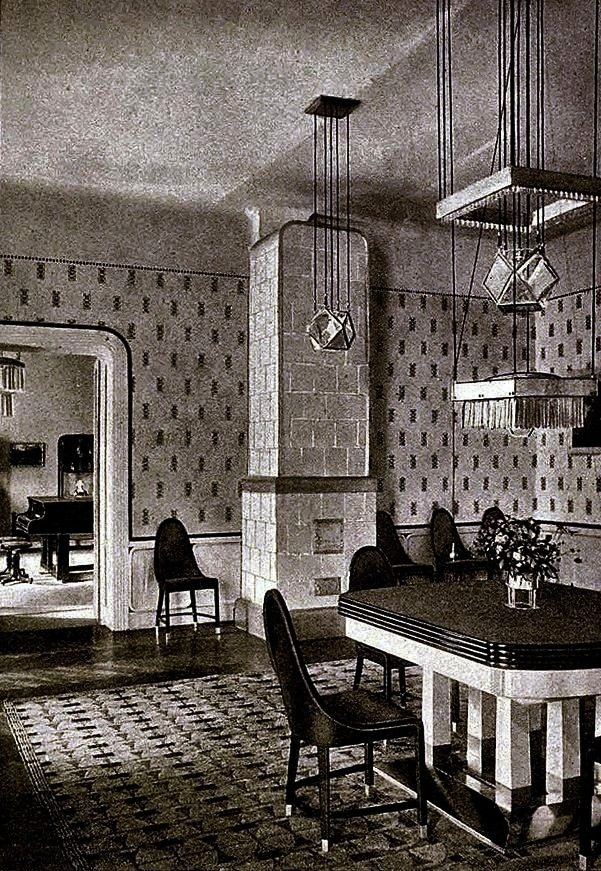 Hoffmann Vienna 1906 Prof Josef Hoffmann Vienna 1906  Dolly Mixture  Danismm Residential building in Bonn Germany c 1900 Arch F Brantzky  Animateglee As a fellow Disaster...