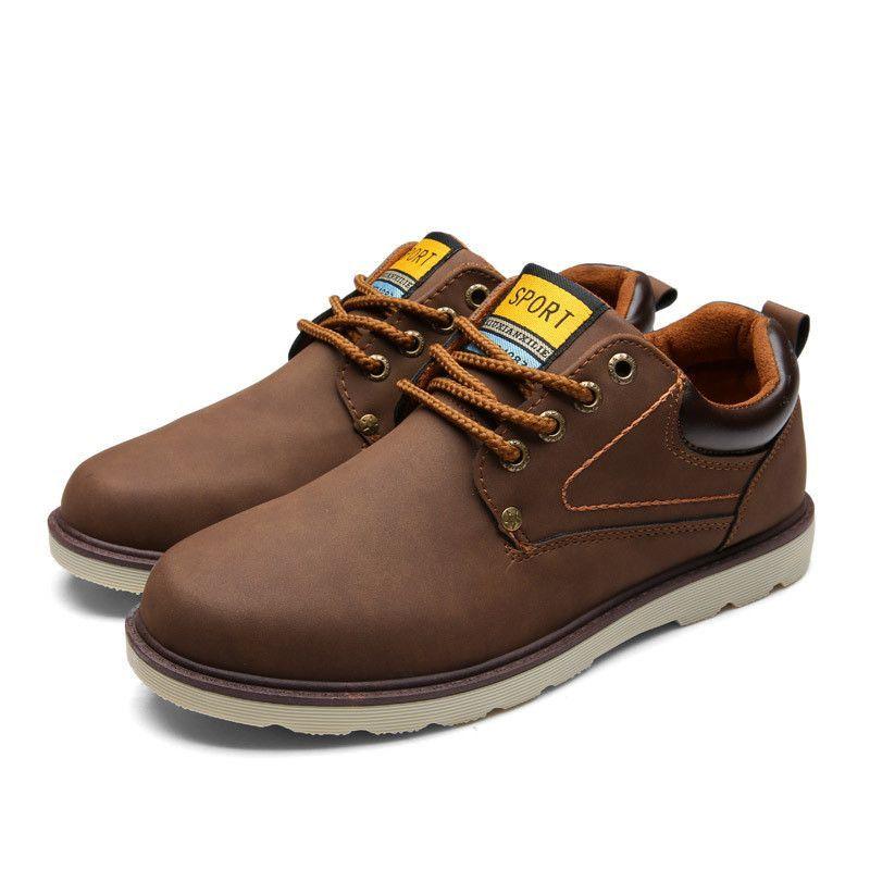 Men's low top Waterproof shoes