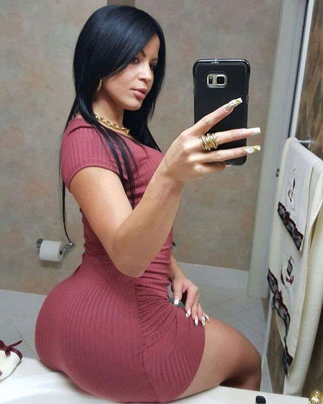 Booty Hot Latin Teen 78
