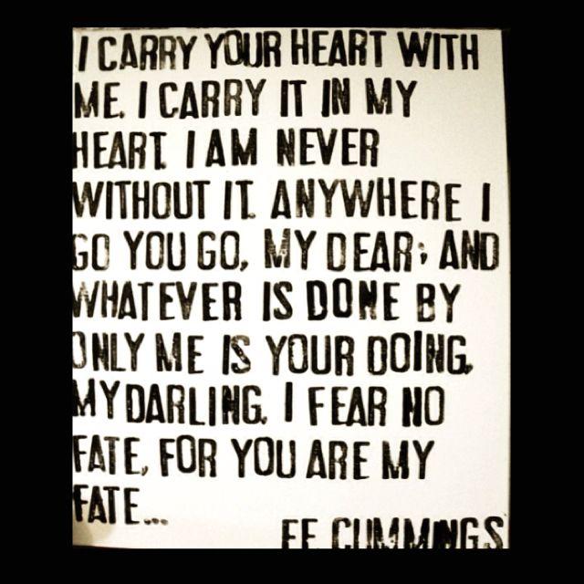My Favorite Ee Cummings Poem Must Break Out Complete Collection Again