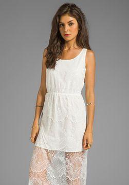 shopstyle.com: MM Couture by Miss Me Lace Maxi Dress