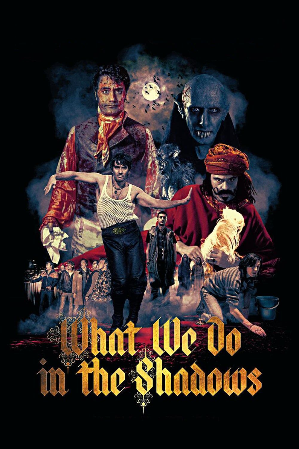 .What We Do in the Shadows FULL MOVIE Streaming Online in