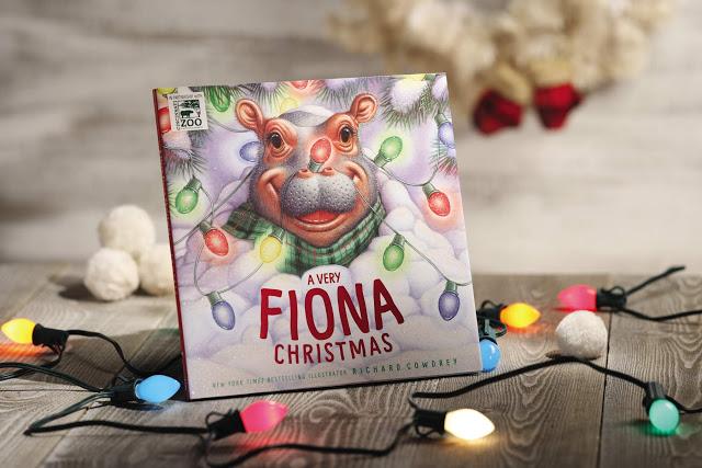 "Christmas Book Advent Suggestions ""A Very Fiona Christmas"
