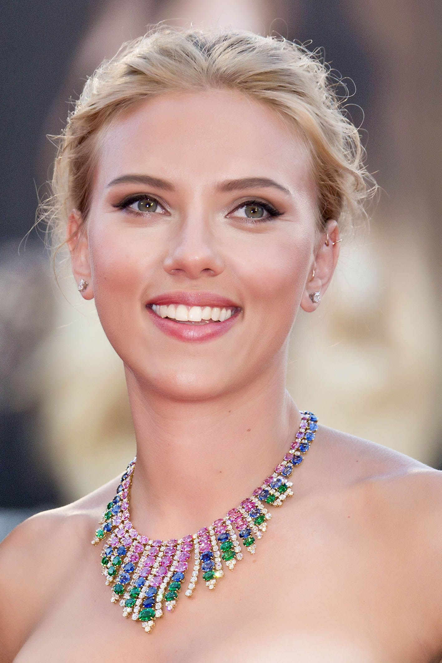 Scarlett Johansson - so much old-style movie star quality! | art ...