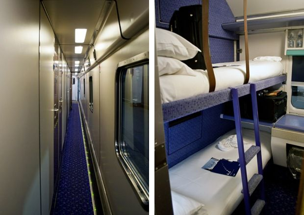 The Caledonian Sleeper A Night On The Rails Places To