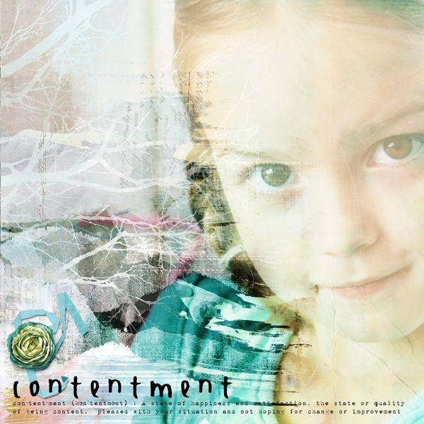 Contentement kit http://shop.scrapbookgraphics.com/Contentment.html Contentement WA http://shop.scrapbookgraphics.com/Contentment-Word-Art.h...