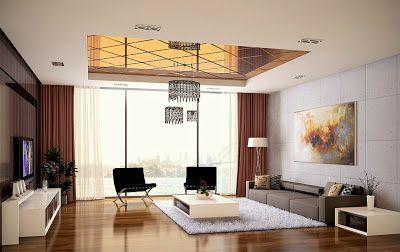 kreativiti dekorasi ruang tamu - relaks minda | ruang
