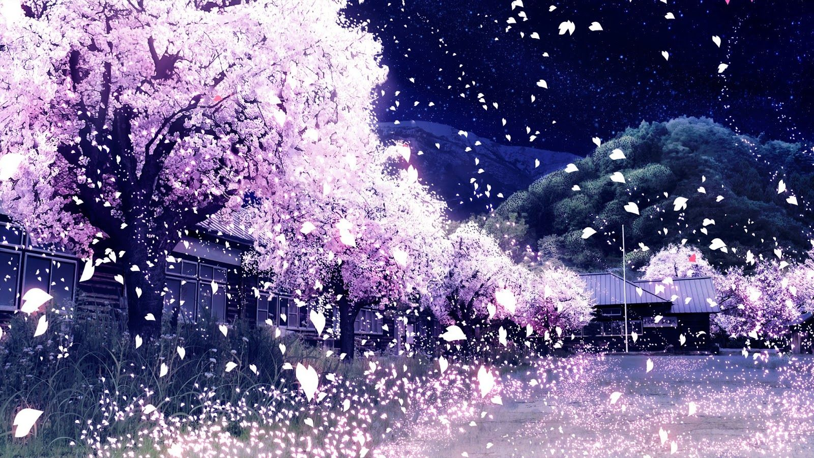 A collection of amazing Anime Landscapes, Sceneries and