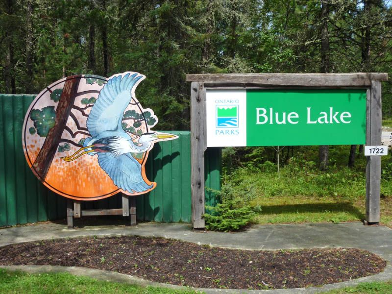 blue lake ontario map Investing In A Recreational Vehicle With Images Blue Lake blue lake ontario map