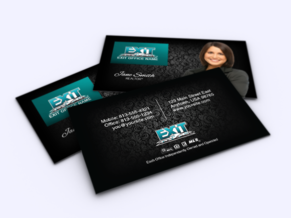 New Business Cards Are Here For Exit Realty Realtor Exitrealty Realestate Realtors Realty Realtorlife Agent Exit Realty Business Cards Online Realty