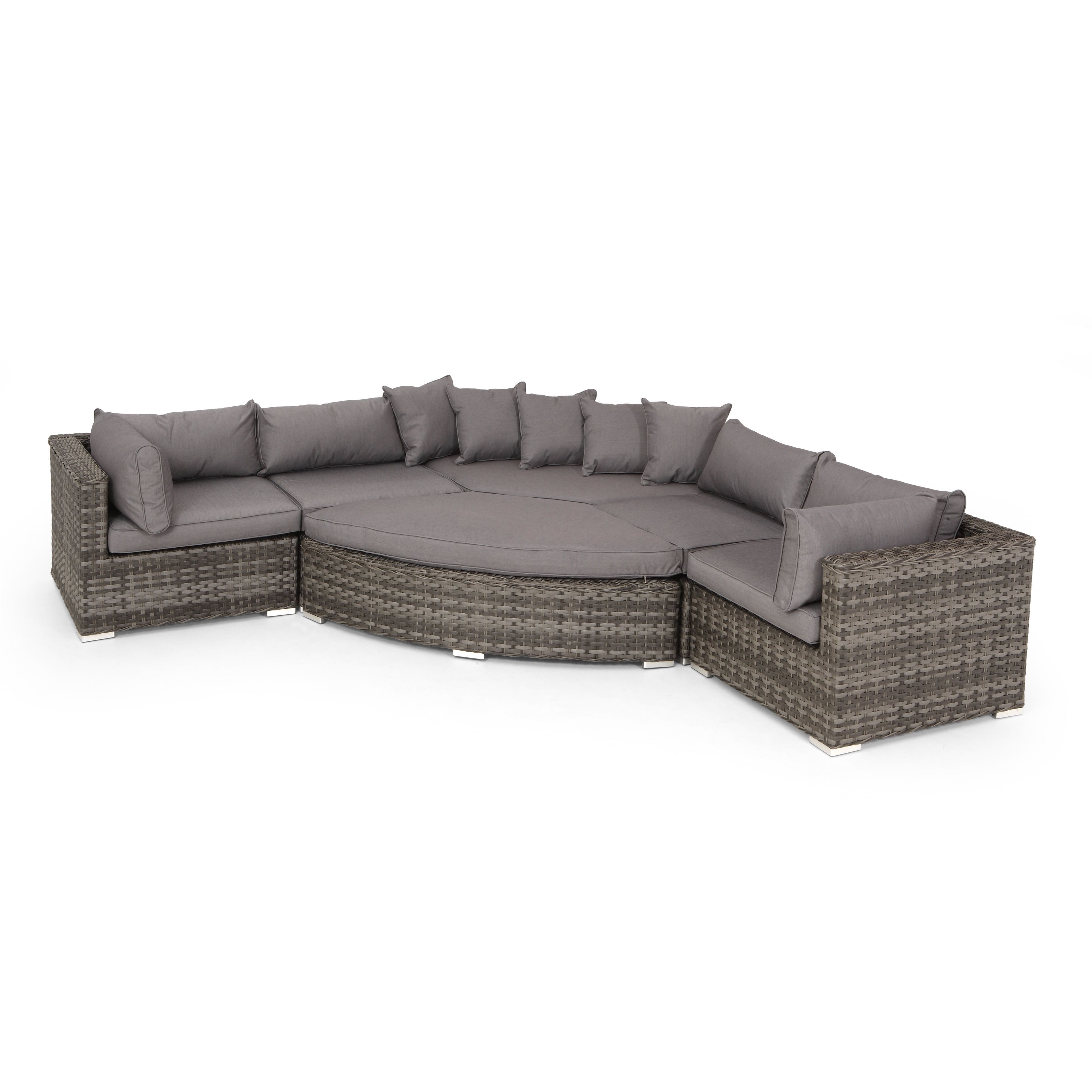 Pacific Grand Corner Set Next Day Delivery Pacific Grand Corner Set From Worldstores Rattan Garden Furniture Rattan Furniture Set Corner Sofa Set