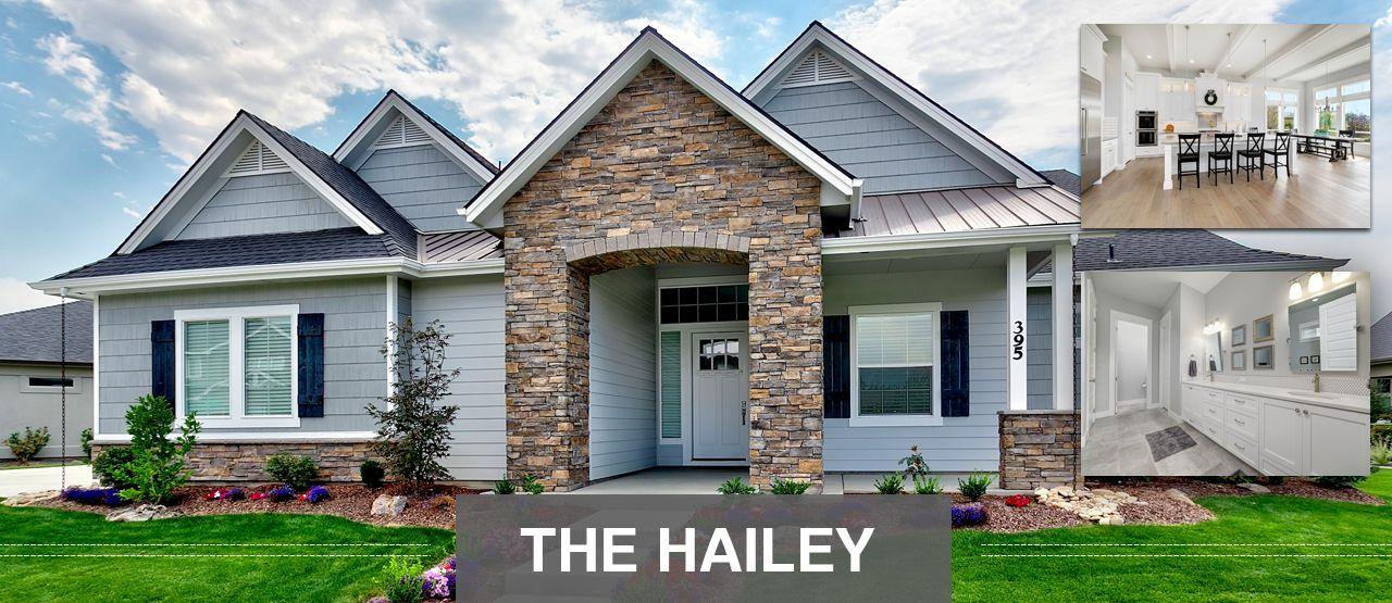 Floor Plan Details The Hailey