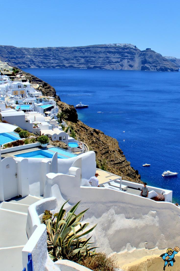 Santorini Urlaub & Reise günstig buchen   Greek island tours ...
