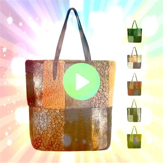 LADIES FURNITURE SHOPPING Hobo Bag Lederoptik Umhängetasche Schultertasche Kunstpelz Kunstpelz Metallic  NUR ITALYSHOP24COM OBC LADIES FURNITURE SHOPPING Hobo Bag Le...