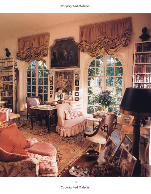 Nancy Lancaster English Country House Style Martin Wood 9780711224292 Amazon