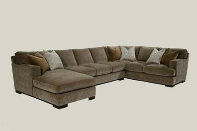 The Perfect Sectional Robert Michael Jazz Ii With Chaise