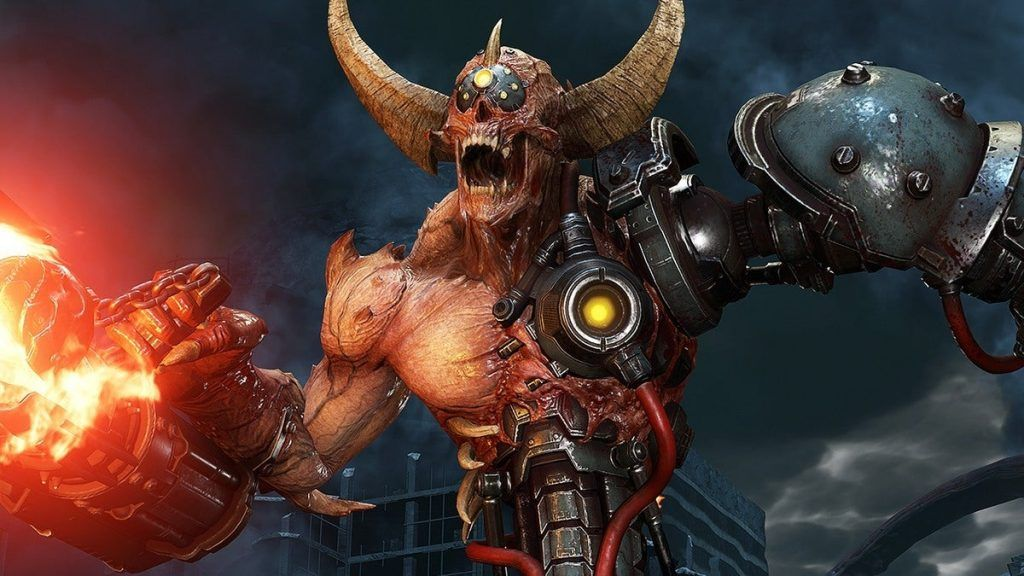 Doom Eternal Pc Spec Requirements Revealed Doom Demons Play