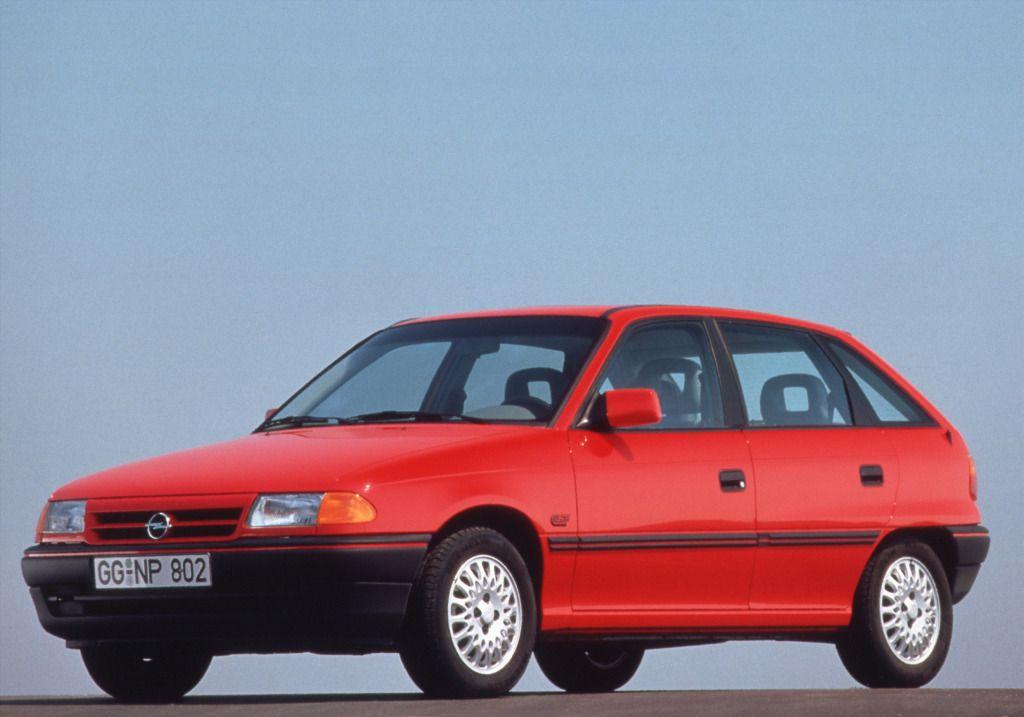 Opel Astra Gt F 1991 1994