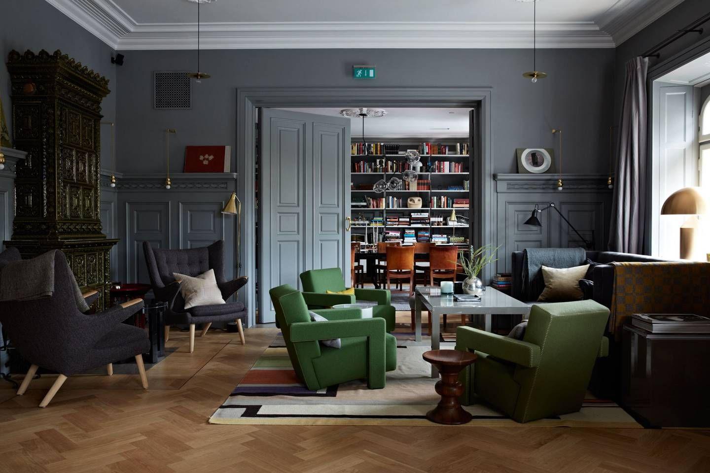 The ett hem in stockholm is  hotel that doesn   date house garden also revisiting ilse crawford  design for still rh pinterest