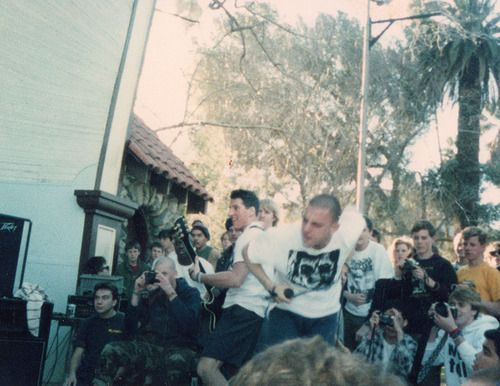 YOUTH OF TODAY RIVERSIDE CA 1987