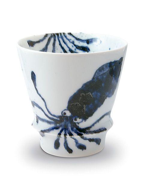 Arita Ceramics Shochu Cup: Yobuko