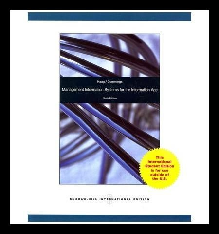 Management Information Systems For The Information Age 9th Edition Management Information Systems Information Age System
