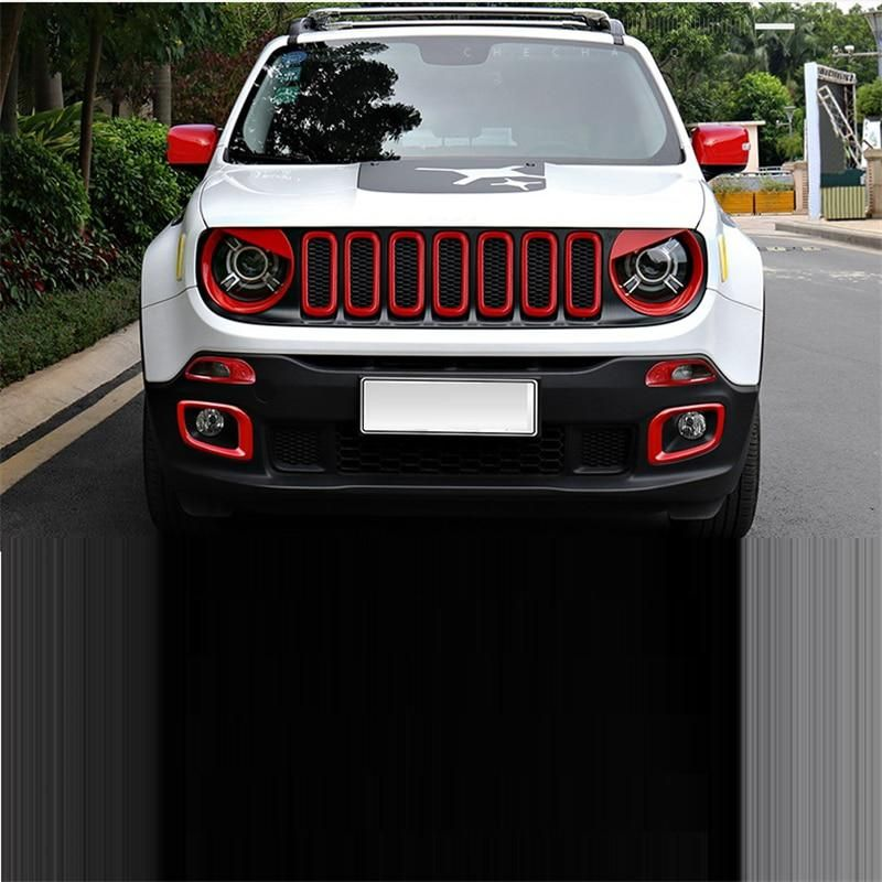 Grille Wing Mirror Automobile Modified Car Styling Decoration