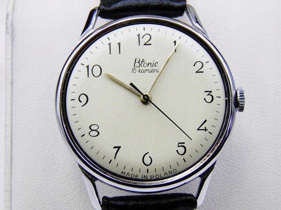 Polski Zegarek Blonie 16 Kamieni Xl Vintage 8814911548 Oficjalne Archiwum Allegro Omega Watch Accessories Watches
