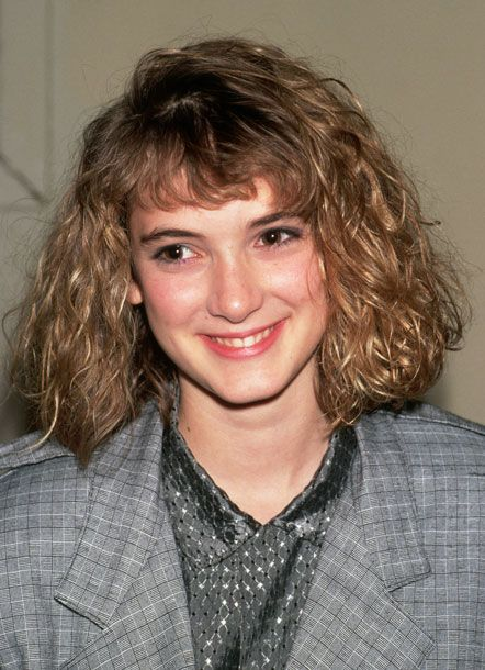 Winona Ryder With Blonde Hair No Really Just No Winona