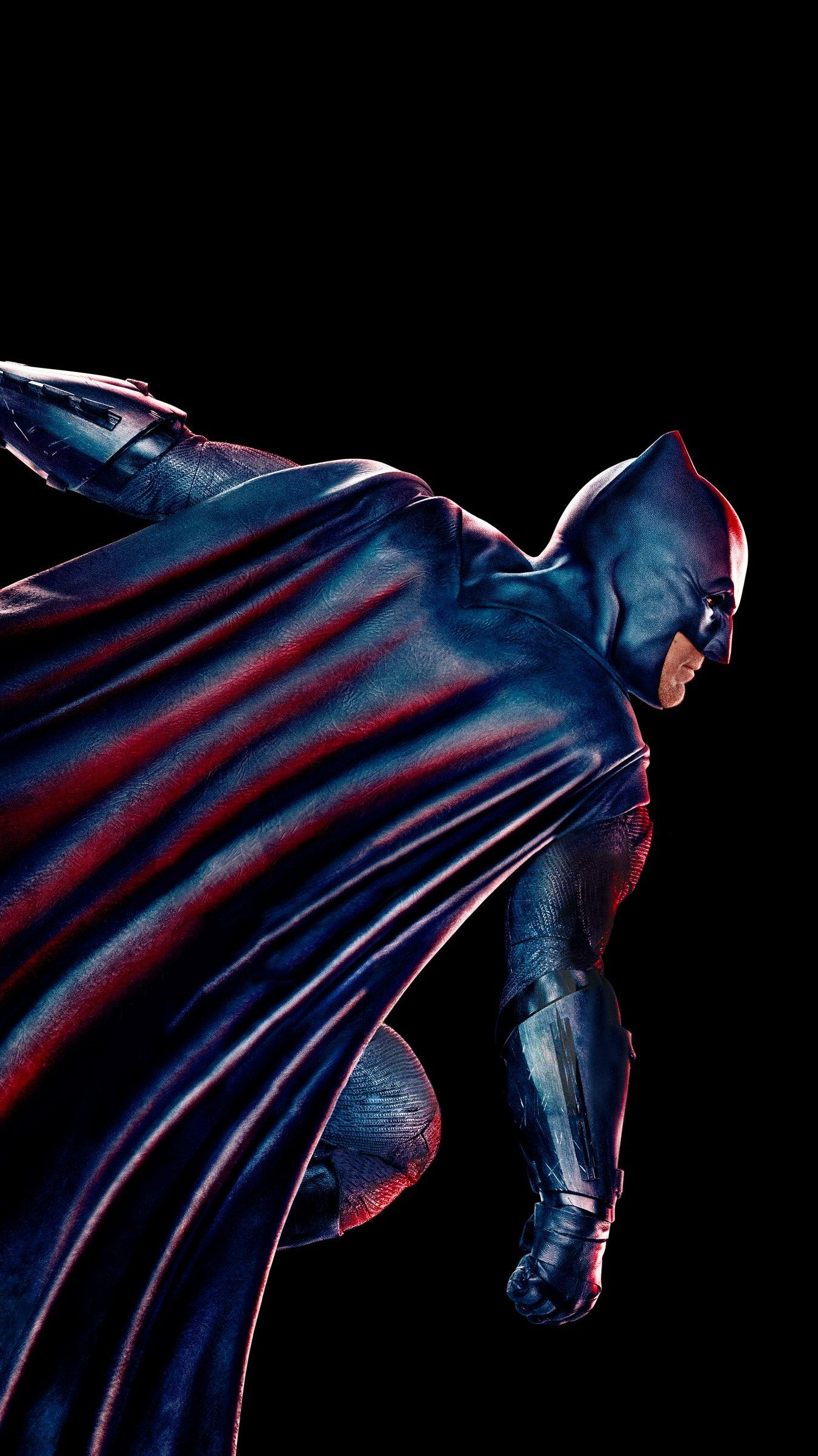 Justice League (2017) Phone Wallpaper Batman wallpaper