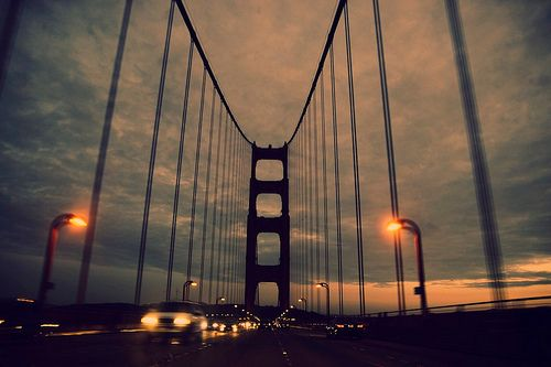 Between The Bridge Places Id Love To Visit Pinterest Golden