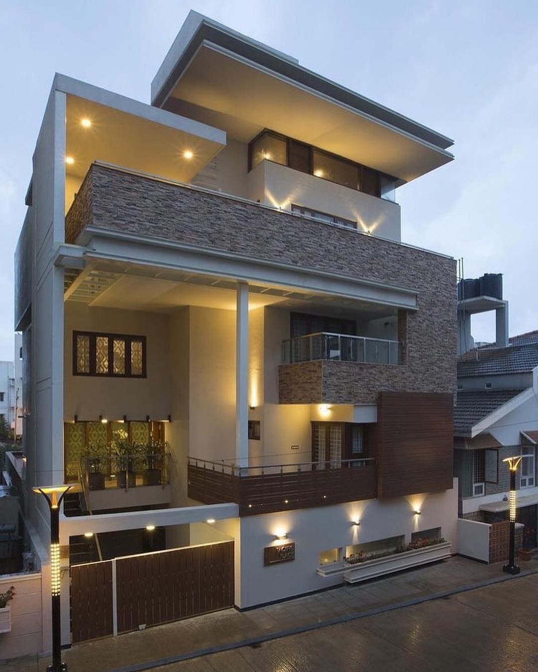 S-Villa 29 By Technoarchitecture Location: #Bangalore