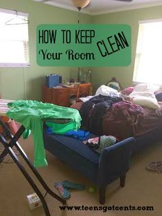 How To Keep Your Room Clean images