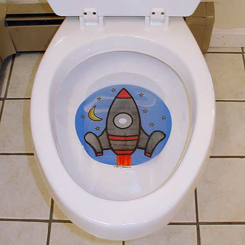 Targets Potty Training Aid for Boys