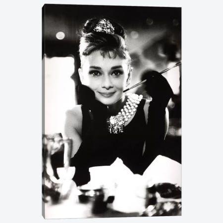 28+ Audrey Hepburn Window Shopping I Art Print by Radio Days   iCanvas