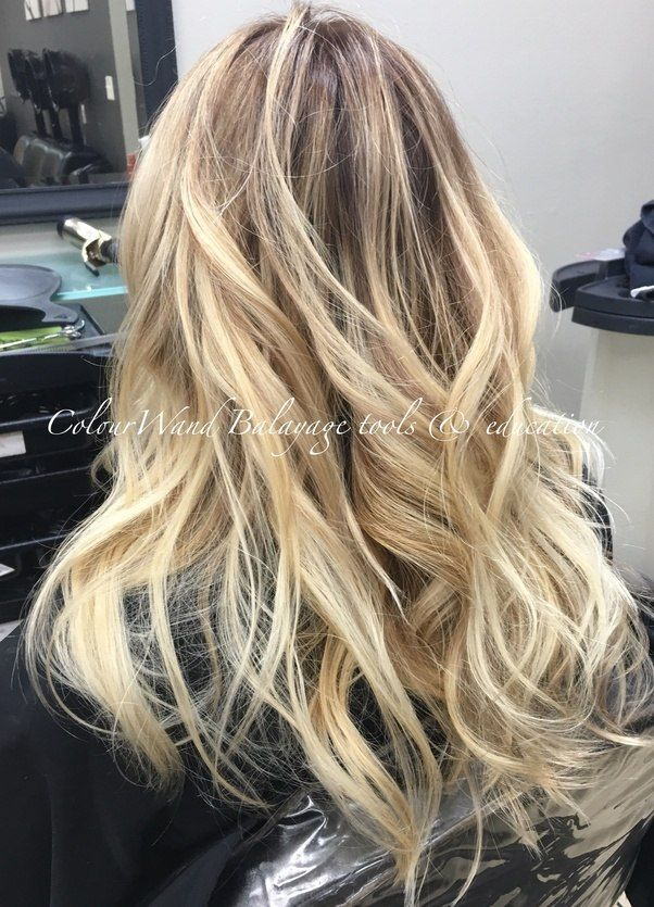 How Long Should I Leave Wella T18 Toner On Thick Hair Quora Toner For Blonde Hair Thick Hair Styles Wella Toner T18