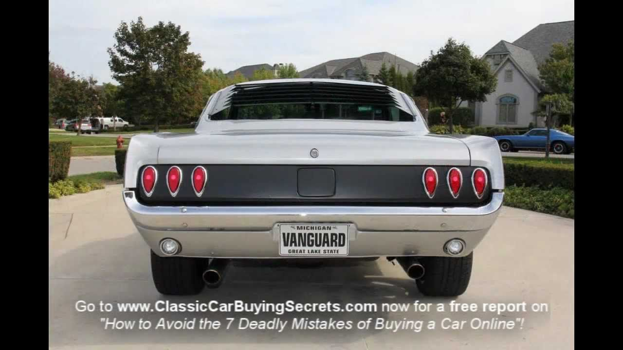 1966 Ford Mustang Fastback Restomod Classic Muscle Car for Sale in ...