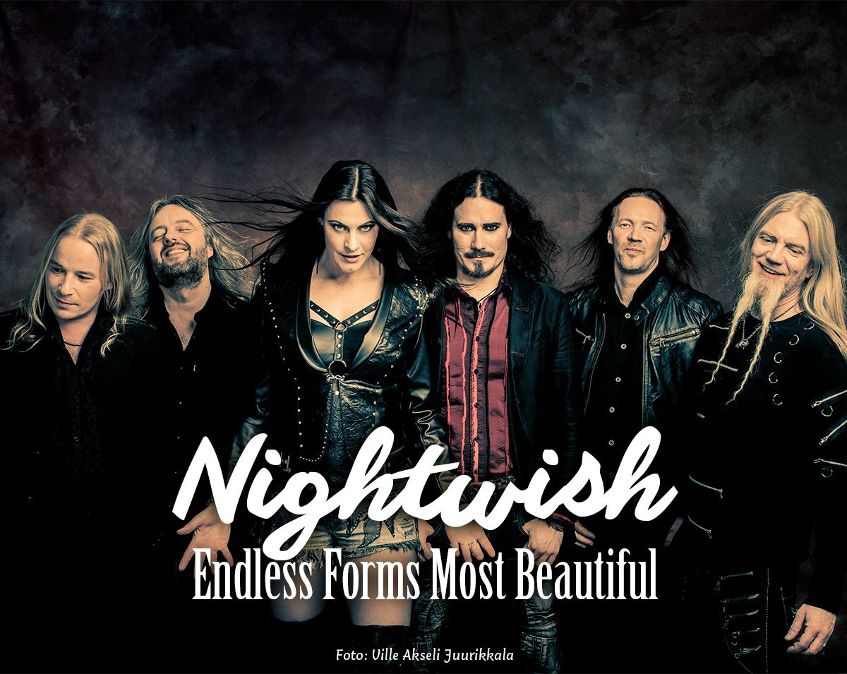 """Nightwish's Neue: """"Endless Forms Most Beautiful"""""""