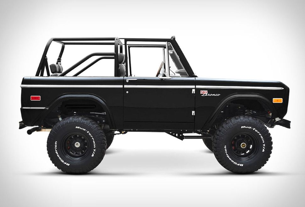 Ford Bronco Vail Classic Ford Broncos Ford Bronco Bronco