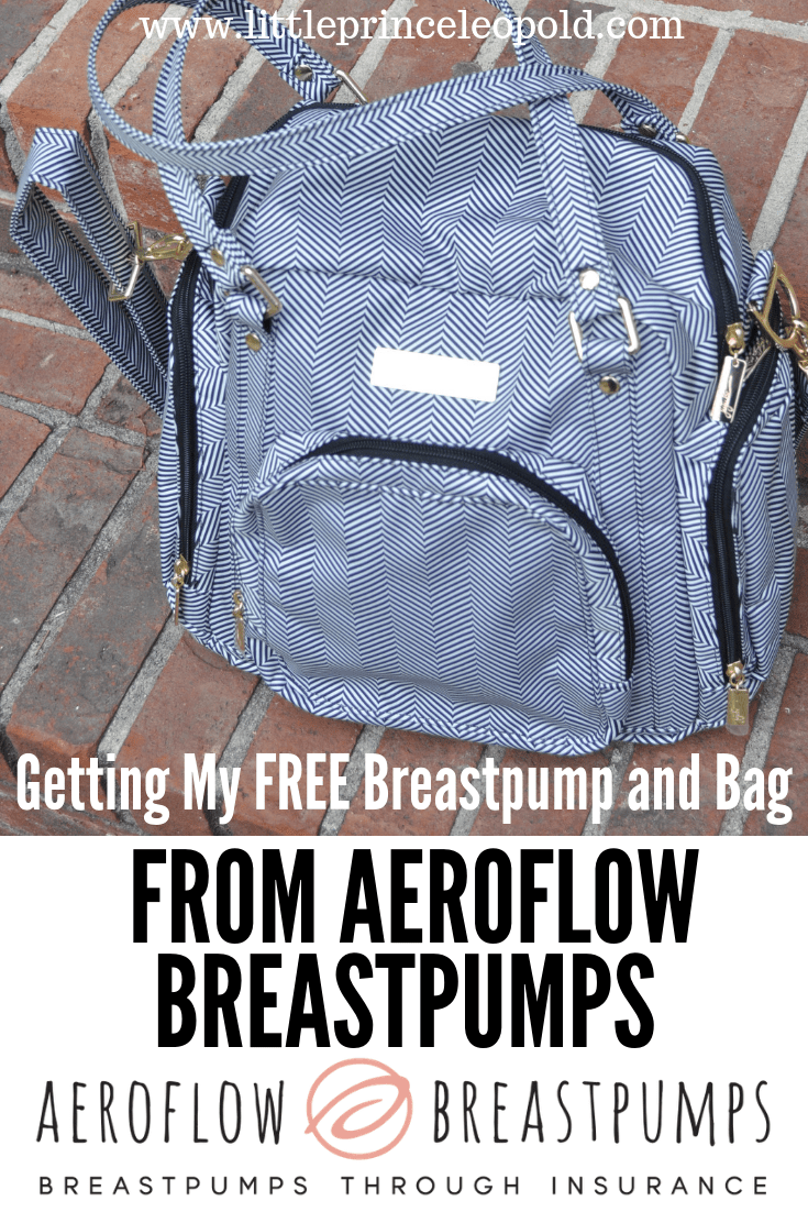 Getting My Free Breastpump And Bag From Aeroflow Breastpumps