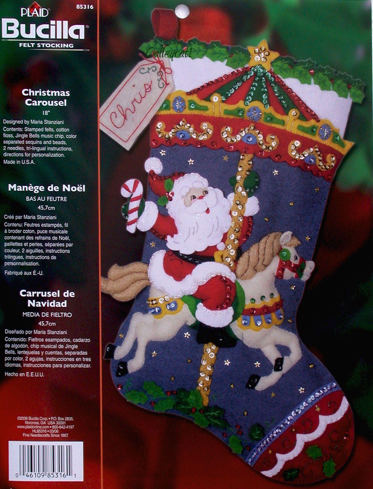 bucilla stocking kits - Google Search   crafts   Pinterest   Botas y ...