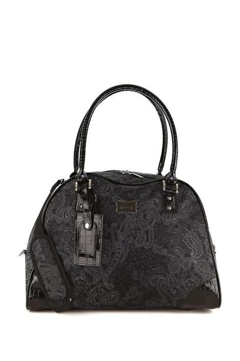 Lucca So Paisley Dome Bag Shoulder Tote On Board Bags 3116796 Bags Overnight Travel Bag Shoulder Tote