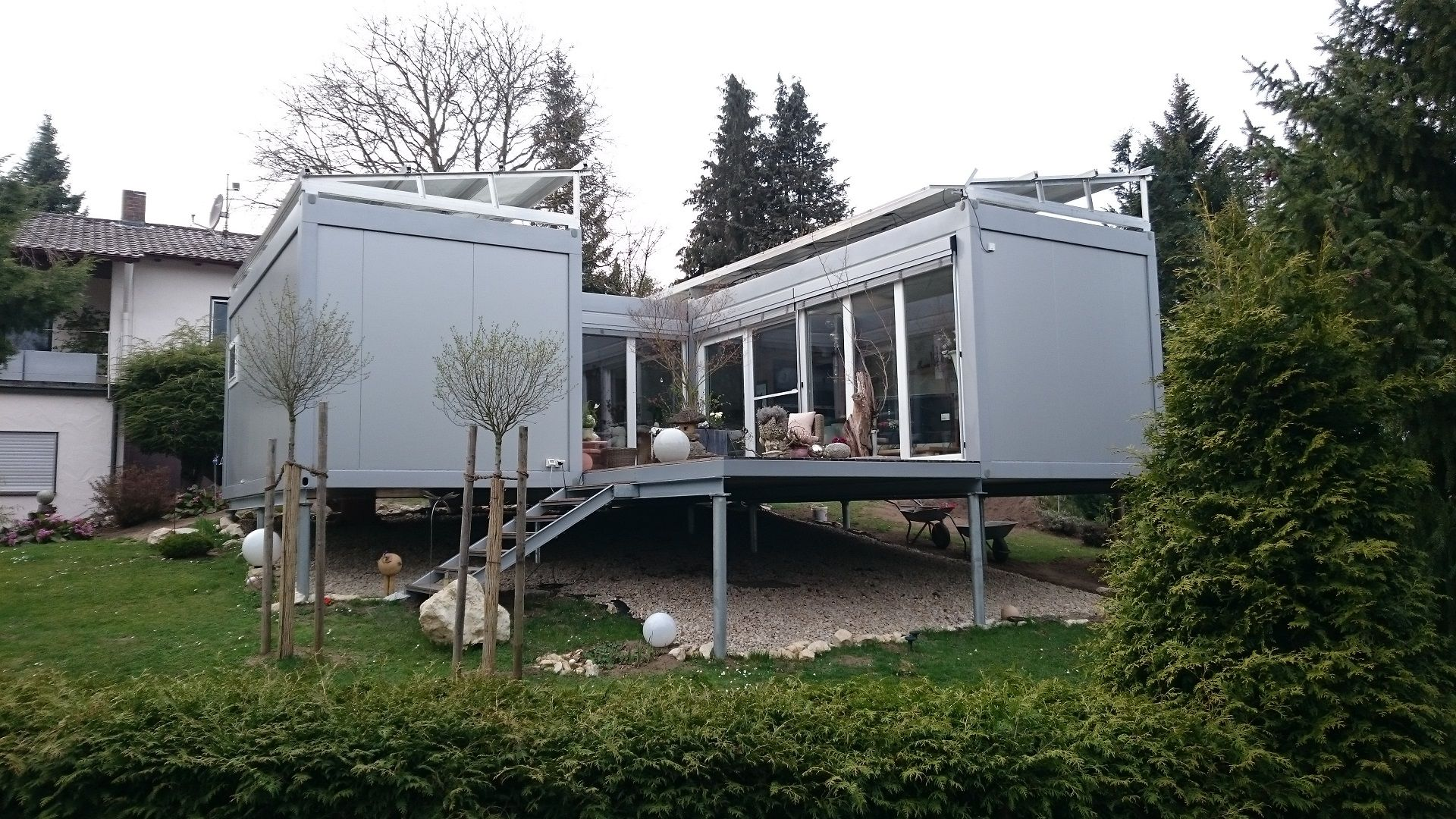 Wohnhauser Conhouse Anbieter Deutschland Small Home Inspiration
