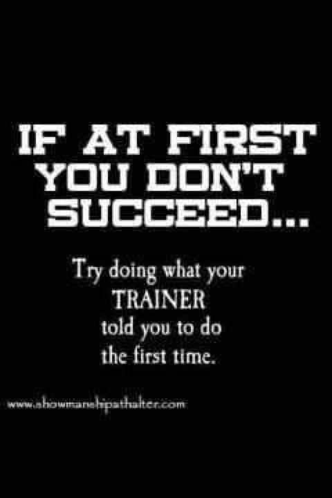 Personal Trainer Quotes Funny: Thanks Personal Trainer Quotes. QuotesGram