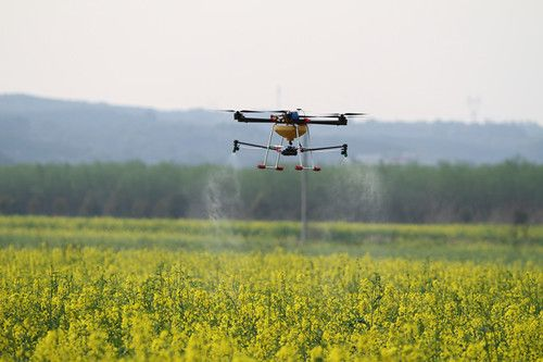 Agriculture Drone, can complete the 0 67 acres of farmland