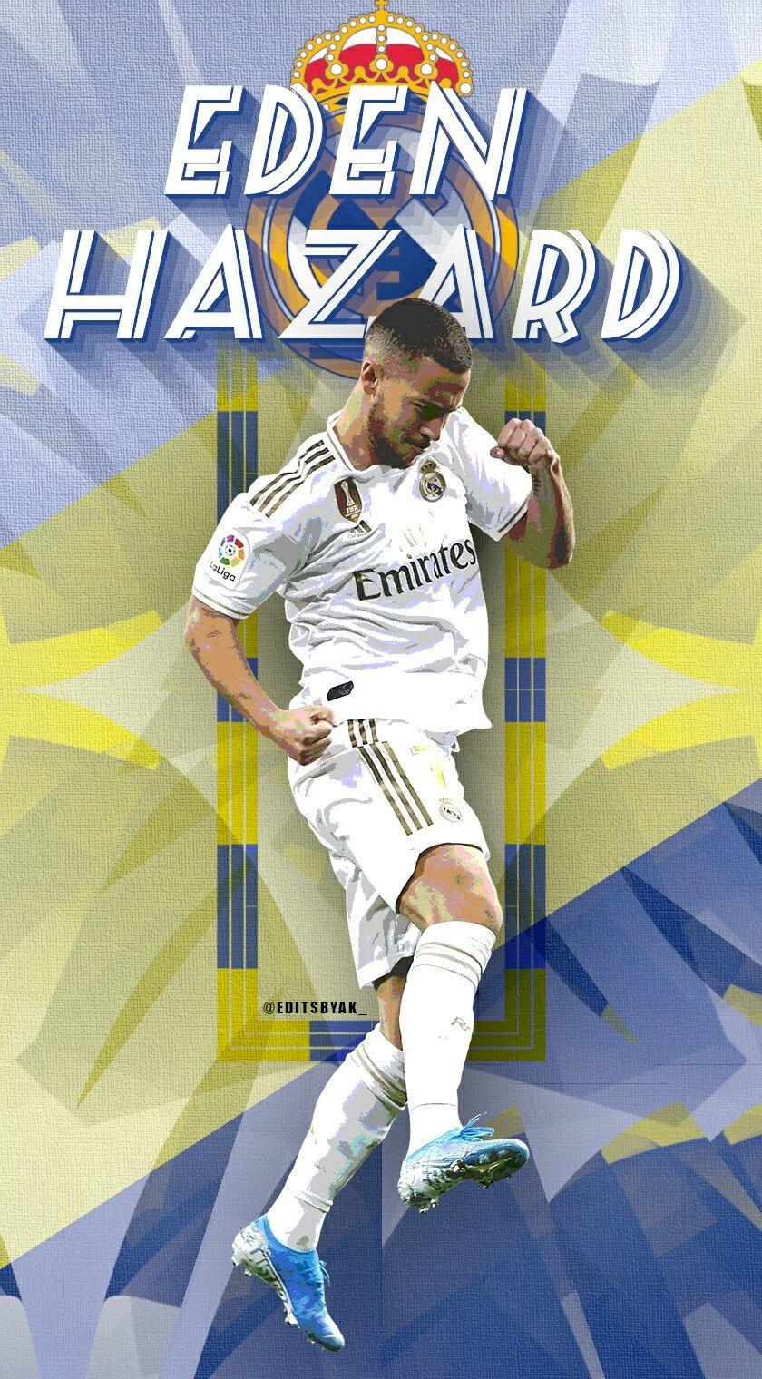 Eden Hazard Real Madrid Wallpaper In 2020 Real Madrid Wallpapers Hazard Real Madrid Madrid Wallpaper
