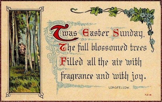 #Easter #antique #postcard